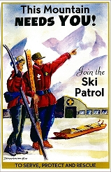 Join the National Ski Patrol