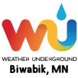 Click for Biwabik, Minnesota Forecast